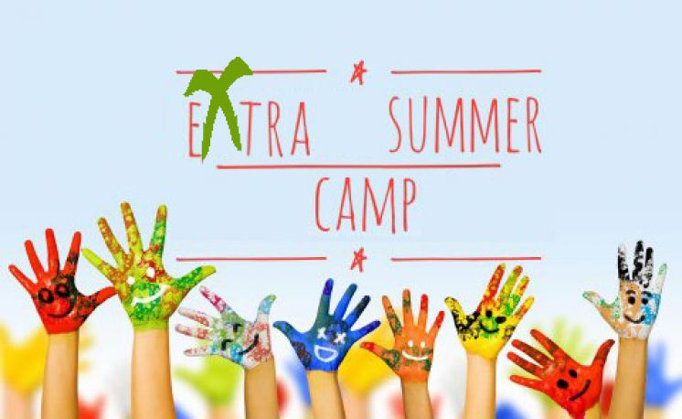 """EXTRA SUMMER CAMP"""